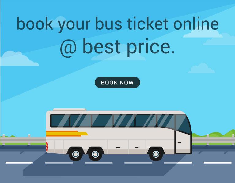 Bus Tickets - Book Online Volvo Bus Ticket Booking